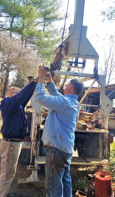 Mills Well Drilling - Water Well & Geothermal Drillers in Chester County PA